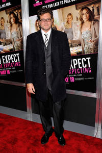 Director Kirk Jones at the New York premiere of