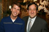 Jack McBrayer and David Miner at the 8th Annual AFI Awards.