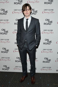 Sam Riley at the New York premiere of