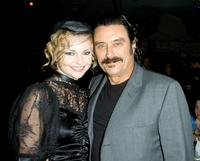 Ian McShane and Isabelle Mika at the after party for premiere of