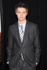 Colin Ford at the New York premiere of