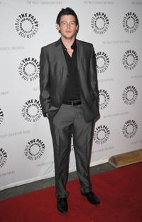 Cory Monteith at the 27th Annual PaleyFest Presents