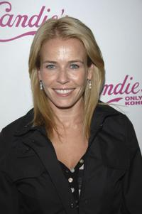 Chelsea Handler at the Hayden Panettiere Celebrates Her Spring 2008 Candie's Campaign.
