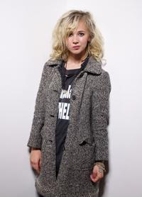 Juno Temple at the 2009 Toronto International Film Festival.