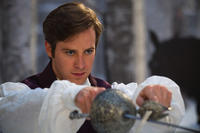 Armie Hammer as Prince Andrew Alcott in