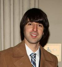 Demetri Martin at the opening night of