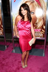 Rachel Specter at the premiere of