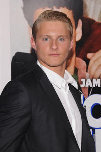 Alexander Ludwig at the New York premiere of