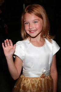 Brooklyn Proulx at the premiere of