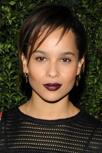Zoe Kravitz at the Chanel Pre-Oscar dinner in L.A.
