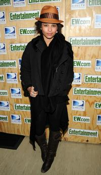 Zoe Kravitz at the Entertainment Weekly's Sundance Party during the 2008 Sundance Film Festival.