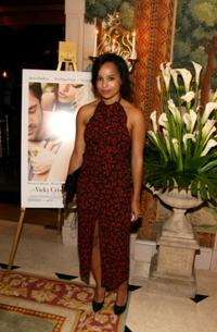 Zoe Kravitz at the after party of the screening of