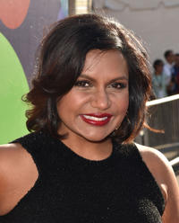 Mindy Kaling at the California premiere of