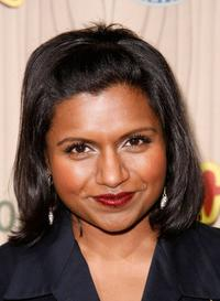 Mindy Kaling at the premiere of