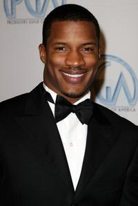 Nate Parker at the 19th Annual Producers Guild Awards.