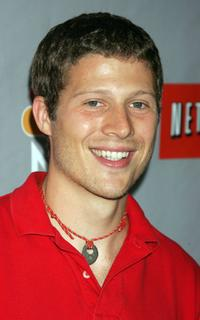 Zach Gilford at the NBC All-Star Event.
