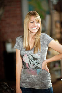 Aimee Teegarden as Nova in