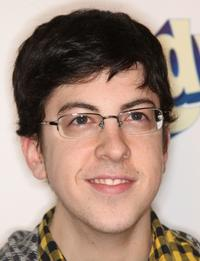 Christopher Mintz-Plasse at the premiere of