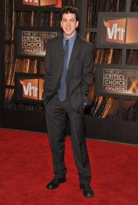 Christopher Mintz-Plasse at the VH1's 14th Annual Critics Choice Awards.