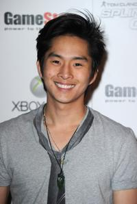 Justin Chon at the Tom Clancy's Splinter Cell Conviction Launch event.