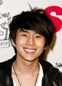 Justin Chon at the Star Magazine's First Annual Young Hollywood Issue.