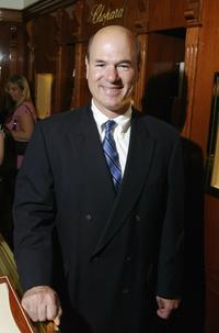Larry Miller at the private cocktail reception for the upcoming premiere of