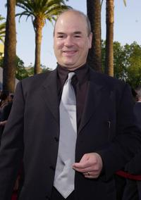 Larry Miller at the premiere of