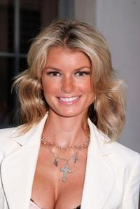 Marisa Miller at the Surfrider Foundation's 20th Anniversary Gala.