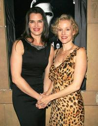 Penelope Ann Miller and Brooke Shields at the Los Angeles premiere of