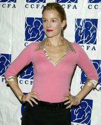 Penelope Ann Miller at the 5th Annual Lullabies And Luxuries Luncheon And Fashion Show.