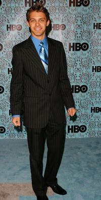 Ryan Devlin at the HBO Emmy Party.