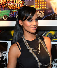 Candace Smith at the after party of the California premiere of