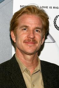 Matthew Modine at the New York screening of