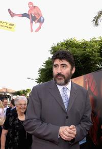 Alfred Molina at the premiere of Sony film