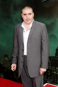 Alfred Molina at the world premiere of