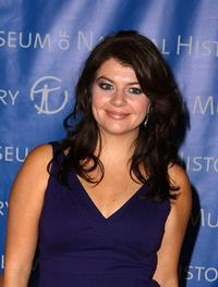 Casey Wilson at the 2008 Museum Gala.