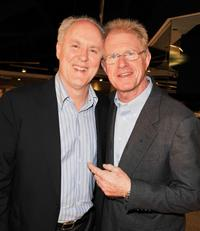 John Lithgow and Ed Begley Jr. at the California premiere of