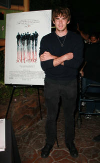 Nick Lashaway at the Wes Craven's