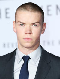 Will Poulter at the California premiere of