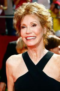 Mary Tyler Moore at the 60th Primetime Emmy Awards.