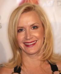 Angela Kinsey at the 14th Annual Art Directors Guild Awards.