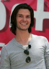Ben Barnes at the 13th annual Los Angeles Times Festival of Books.