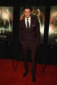 Ben Barnes at the New York special screening of