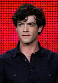 Ethan Peck at the 2010 Winter TCA Tour.