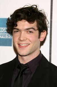 Ethan Peck at the premiere of