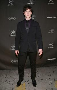 Ethan Peck at the after party of