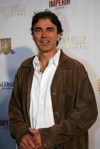 Rob Moran at the opening night of 7th Beverly Hills Film Festival.