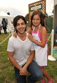 Josh Peck and Bailee Madison at the 21st A Time For Heroes Celebrity Picnic sponsored by Disney.