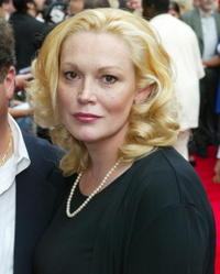 Cathy Moriarty at the New York premiere of