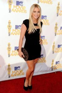 Julianne Hough at the 2010 MTV Movie Awards.